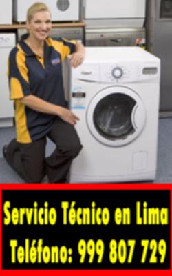 servicio tecnico linea blanca en Lurín
