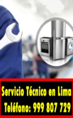 servicio tecnico linea blanca en Lurigancho-Chosica