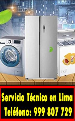 servicio tecnico linea blanca en Surquillo