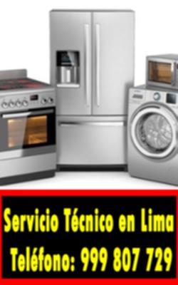 servicio tecnico linea blanca en Carabayllo