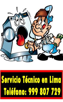 servicio tecnico linea blanca en Santiago de Surco