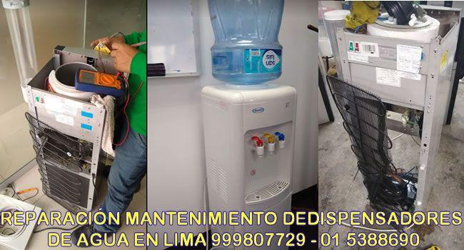 reparacion de beberos de agua